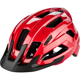 Cube Steep Casque, glossy red